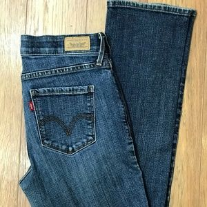 Levis 525 Straight Womens Jeans Size 6